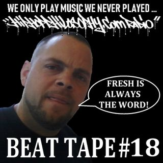 Beat Tape #18 - HipHop Philosophy Radio