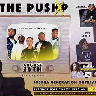 PUSH CONCERT- THE FIVE