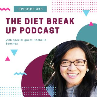 Episode #18: How To Embrace Body Positivity with guest Rochelle Sanchez
