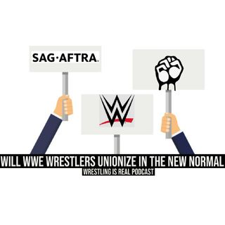 Will WWE Wrestlers Unionize In The New Normal KOP111920-574