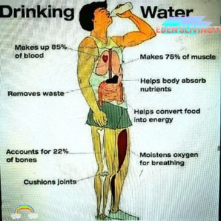 HEALTH BENEFITS OF DRINKING WATER, Ch 57 ATLANTA