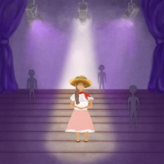 Episodio 1. El teatro de la ausencia