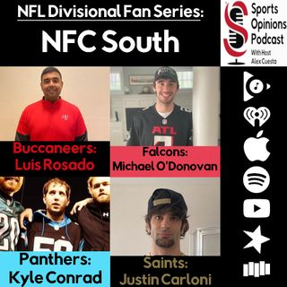 SOP Special NFL Divisional Fan Series: NFC South