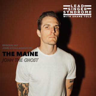 John O'Callaghan (The Maine, John The Ghost) Returns!