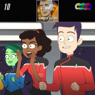 10. Star Trek: Lower Decks 1x06 - Terminal Provocations