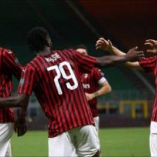 Milan 4 - Juventus 2...orgoglio rossonero!