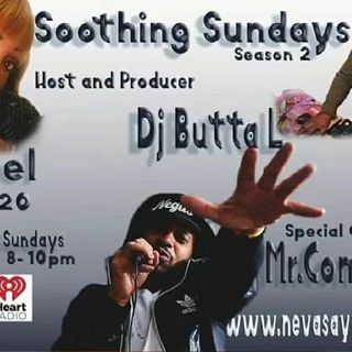 Soothing Sundays with Special Guest Mr Complex 7-19-20