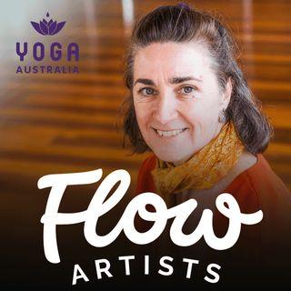 Leanne Davis - President of Yoga Australia