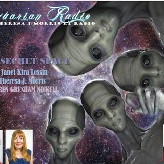 UFO Secret Space PANEL: 05/29/20 ~ Karen Gresham Nickell, Janet Kira Lessin & Th