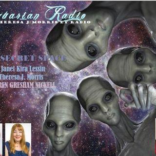 Roswell & Alien Interview~UFO Secret Space Panel~06/19/20~Janet, Theresa, Karen