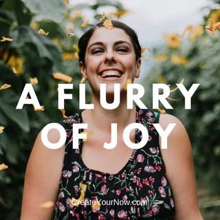1426 A Flurry of Joy