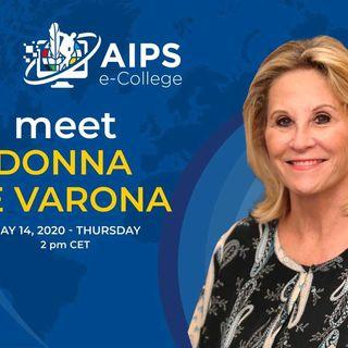AIPS e-College: Donna De Varona ep.11