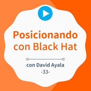 Posicionando webs con contenido copiado, otra en 21 días, y más experimentos Black Hat #33