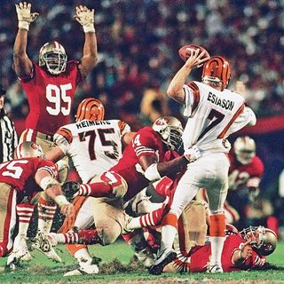 TGT Presents on This Day: January 22, 1989, The 49ers beat the Bengals in Soper Bowl XXIII; What might have been