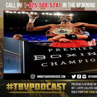 ☎️Maurice Hooker Signs With PBC😱Does He Get a Spence Jr Fight Before Stable Mate Terence Crawford❓