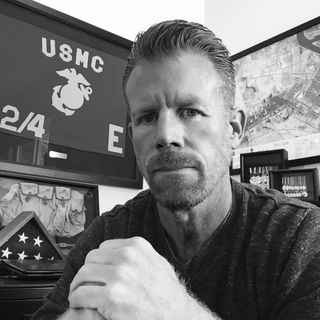 Scott Huesing - Author of Echo in Ramadi | Executive Director of the Save the Brave Foundation | Security Consultant