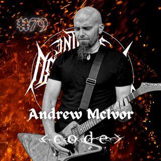 #79 - Andrew McIvor (Code)