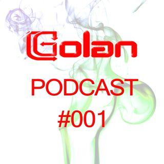 DJ Golan - Podcast #001