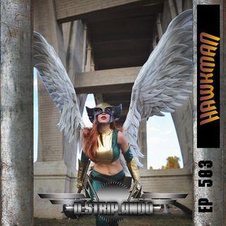 583 - ¿Cuántas vidas ha tenido Hawkman?