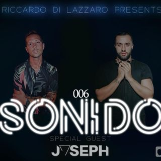 SONIDO 006 - SPECIAL GUEST JOSEPH
