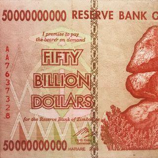 I poveri miliardari dello Zimbabwe
