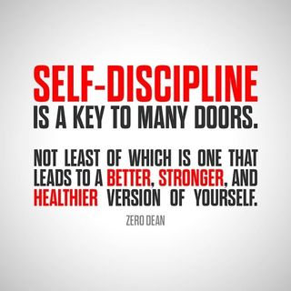Episode 120: The Power of Self-Discipline