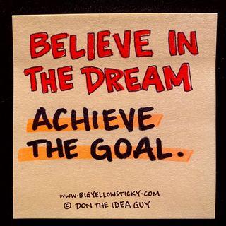 Believer Achiever : BYS 345