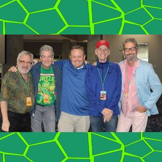 In Conversation with the Teenage Mutant Ninja Turtles