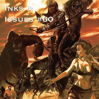 Inks & Issues #60 - Kong on Planet of the Apes