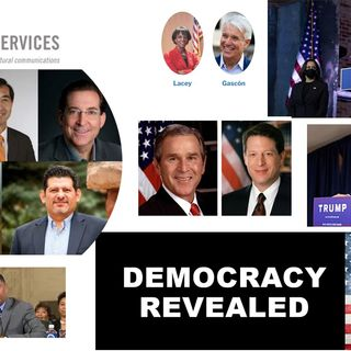 Democracy Revealed with Michael Tucker - Episode 3:  Election updates and review