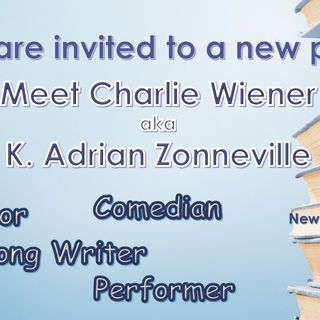 Meet Charlie Wiener and Let's Talk4_24_19