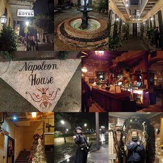 Ep. 372 - Andrew Jackson Hotel and Napoleon House