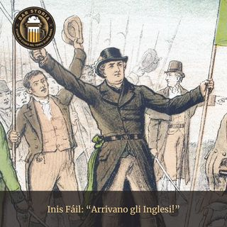 Inis Fáil - Arrivano gli Inglesi!