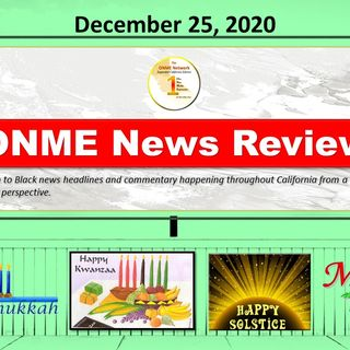 ONR:  Enjoy a 2020 Holiday Review wiht producer host, Julia Dudley Najieb