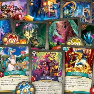 NEW #KEYFORGE set revealed or NEW #KEYFORGE Houses
