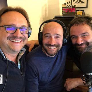 326 - Dopocena con... Riccardo Scarafoni e Francesco De Francesco - 18.04.2019