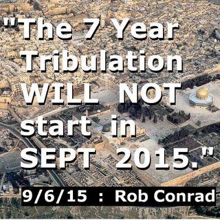 Reasons TRIB will NOT start in SEPT 2015
