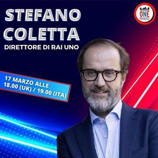 """Stefano Coletta: """"Rai 1 resta il canale della varietà"""""""