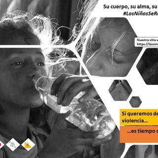 #LosNiñosSeRespetan - Detener cadena