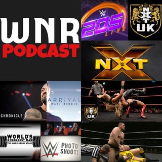 WNR209 WWE NETWORK REVIEW MARCH