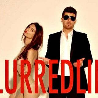 Blurred Lines - Robin Thicke feat. Pharrell Williams & T.I.