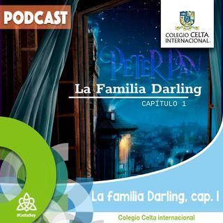 Podcast 28 La familia Darling, Capítulo 1. Radionovela alumnos Celta.