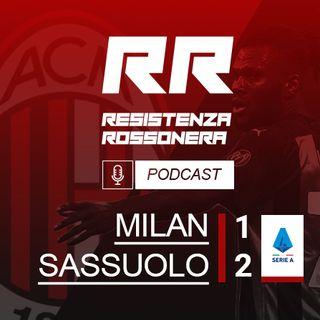 S02 - E47 - Milan - Sassuolo 1-2, 21/04/2021