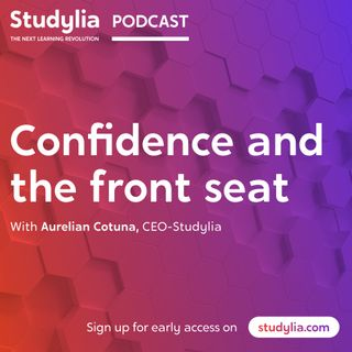 Confidence and the front seat