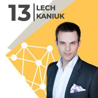 Lech Kaniuk-człowiek wielu talentów - Co-Founder PizzaPortal