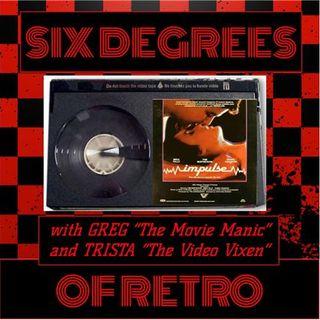 SIX DEGREES OF RETRO 012- SCI-FI FLICKS  w/MOVIE MANIAC & VIDEO VIXEN