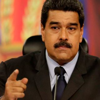 Amenazan de muerte al presidente de Venezuela
