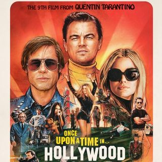 It's Mike Jones (and Roche): Once Upon A Time In...Hollywood