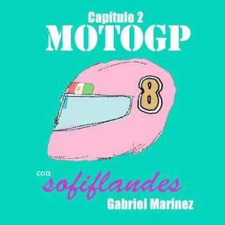 MotoGp-Capítulo 2- Gabriel Martínez