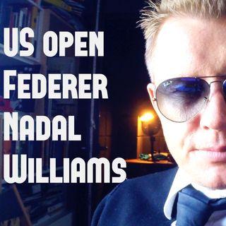 Zmierzch Bogów Tenisa. Roger Federer Rafa Nadal Serena Williams kończą karierę Daily VLOG#2